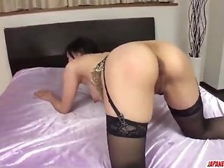 Naked xxx asian mummy xxx by Miu Watanabe sextube