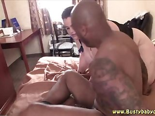 Honey buxomy girl is making a best blowjob of my life