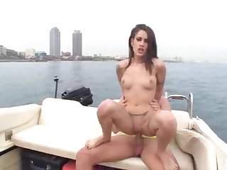 Horny bang-out outdoors compilation