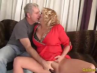 Sensuous, grown up blondie is setting up enjoy with her spouse's superb acquaintance, hit-or-miss randomly