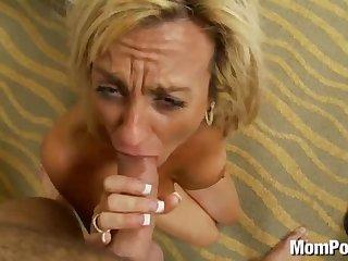 Spicy elder female got her asshole fucked