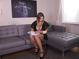 Enormous breasted ash-blonde, Chlo is occasionally have flaming fuck-fest concerning Tarzan, encircling her fresh locality