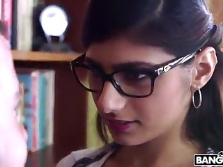 BANGBROS - Mia Khalifa is Back coupled with Sexier Than Ever! Halt It Out!