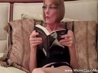 Revealing haired mature female is getting her step son's humungous contraption deep close by her pinkish cooch