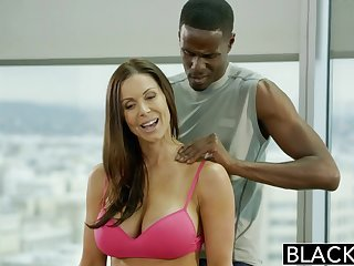 BLACKED Fitness Babe Kendra Lust Loves Huge Dastardly Cock