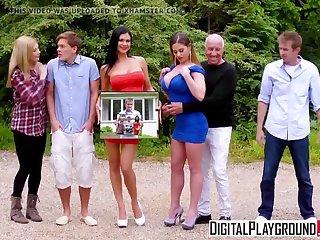 XXX Porn integument - Modern Families