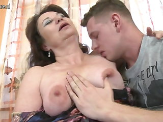 Amateur old overprotect fucked wide of young boy